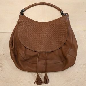 Bottega Veneta Large Leather Bag